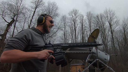 Parkway Drive Wild Eyes Cover, Gun Drummer