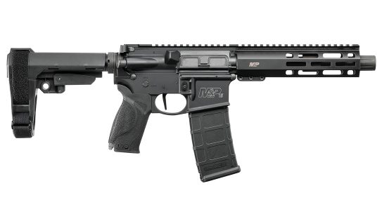 Smith & Wesson M&P15 Pistol, AR Pistol, right