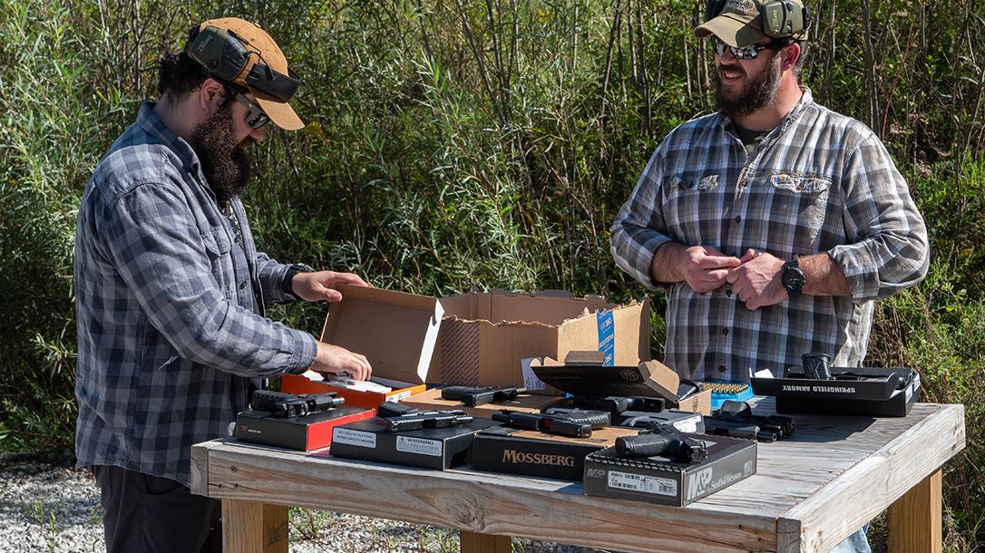 Springfield Armory Hellcat, Best Compact Pistol 2020