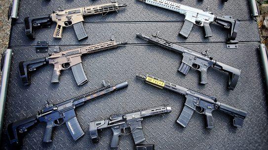 Springfield Armory SAINT Edge PDW, Best AR-15 Pistol, reup