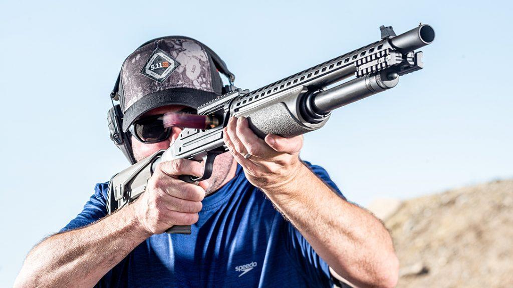 Mossberg 500 ATI Tactical, Best Shotgun 2020, lead