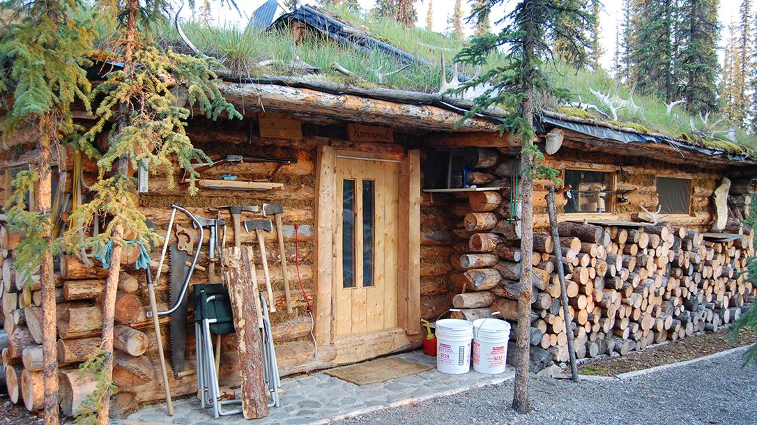 Building a Log Cabin, DIY Log Cabin, Low Cost Log Cabin