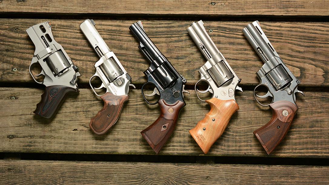 Colt Python 357 Magnum, Best Revolver 2020