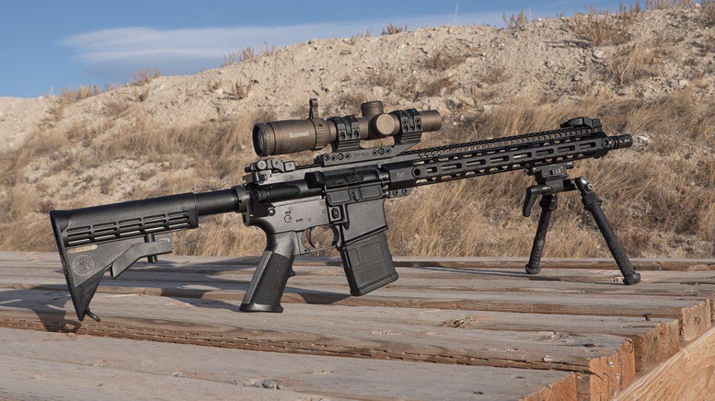 FN 15 SRP Tactical ar-15, reup