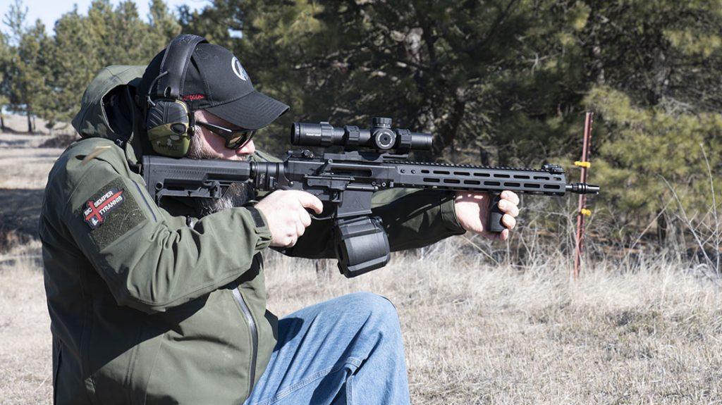 Brownells BRN 180 upper, rifle