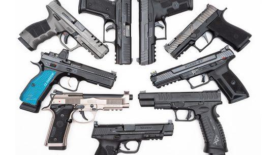 Best Full-Size Handgun 2020, Springfield Armory XDM Elite