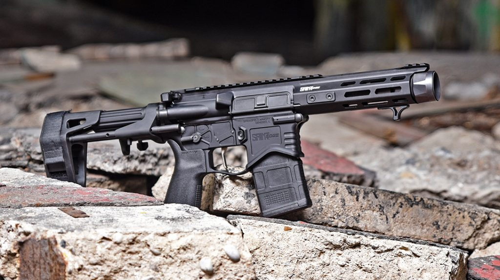 Springfield PDW, ar pistol, reup