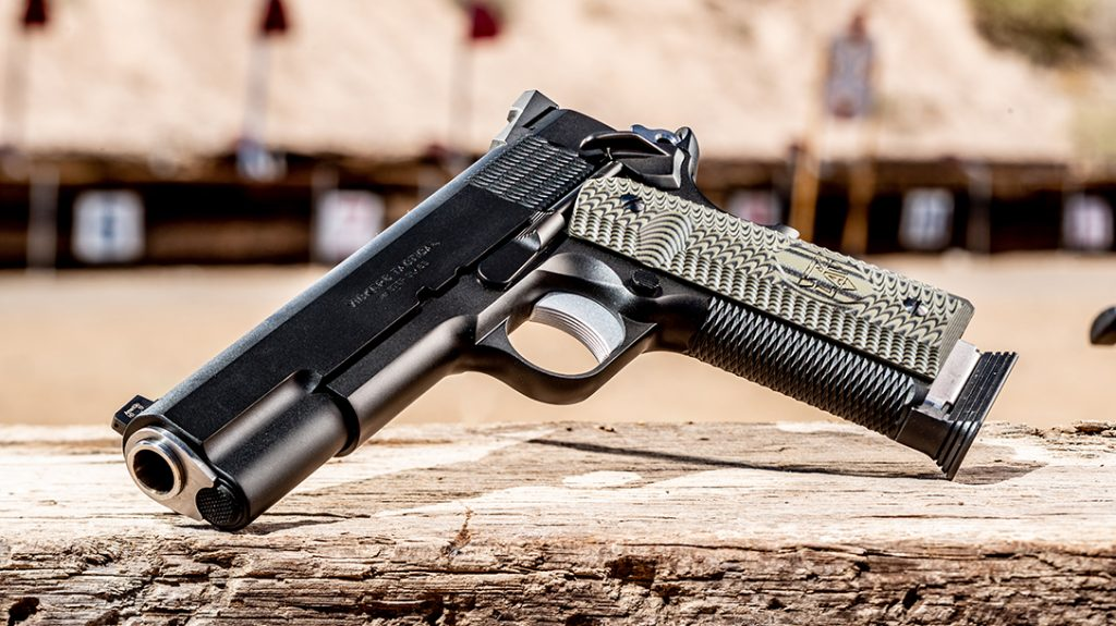 Springfield Armory Vickers Tactical Master Class 1911, Ballistic's Best 1911, testing