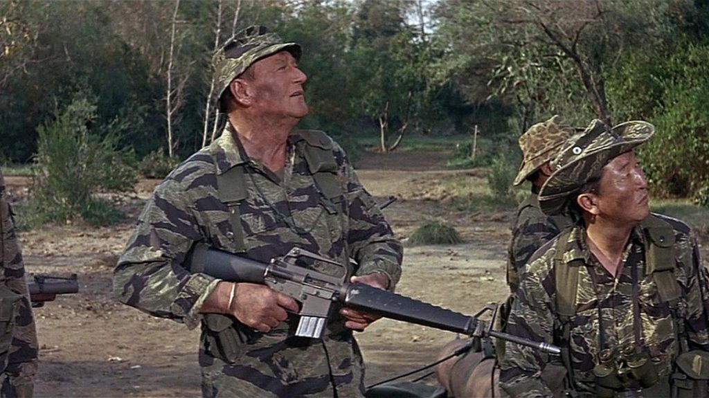 The Green Berets, Rifle