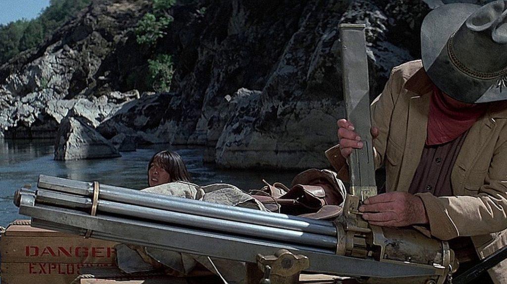 John Wayne Guns, Rooster Cogburn