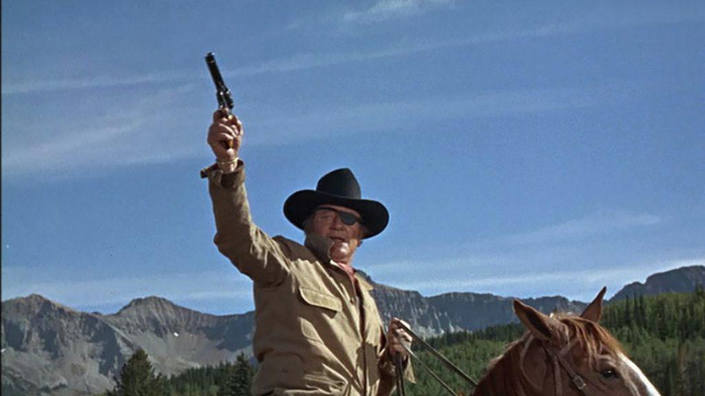 John Wayne Guns, True Grit