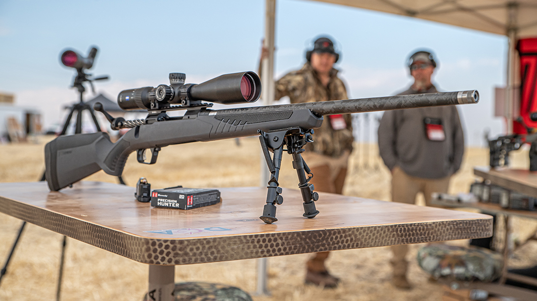 Savage Arms 110 Ultralite, PROOF Research, rifle review, range