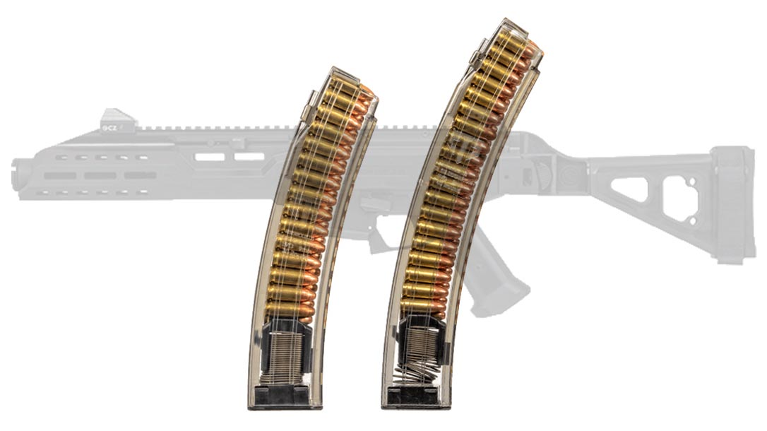 ETS Magazine 30 rounds CZ Scorpion Evo Magazine