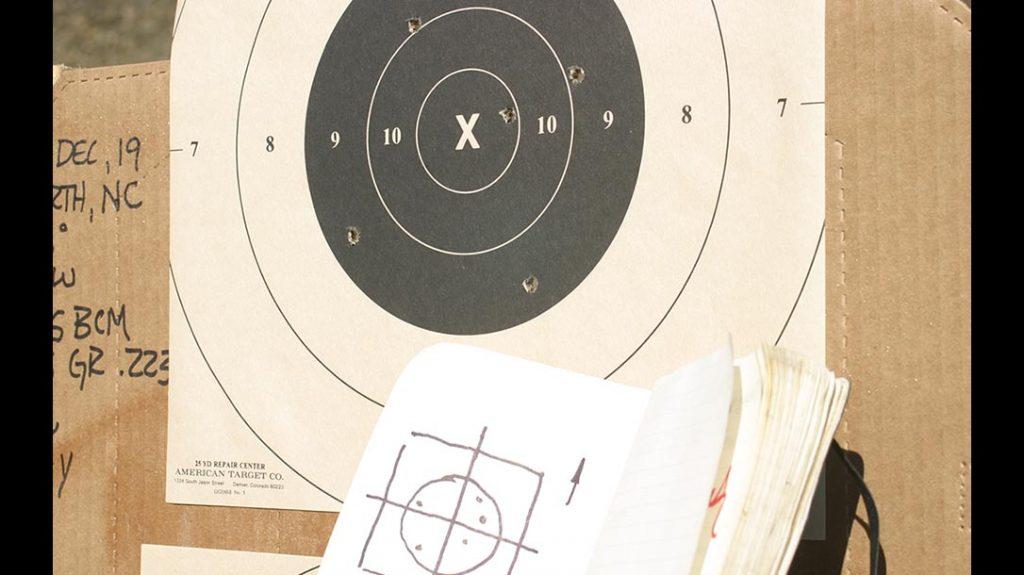 Basic Rifle Marksmanship Drill, Calling Your Shots Drill