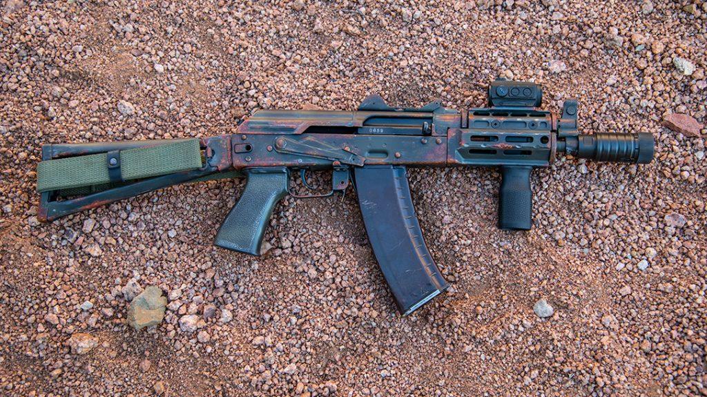 Ronin Arms, AKS-74U rust