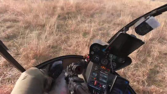 Hog Hunt Helicopter Crash Texas, Hog Hunting, reup