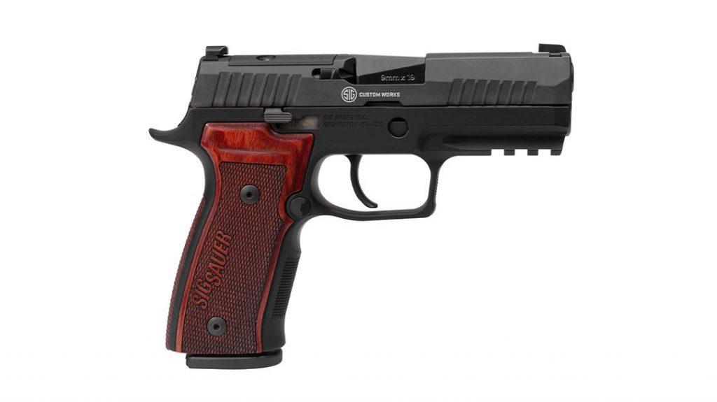 SIG P320 AXG Classic Pistol, right
