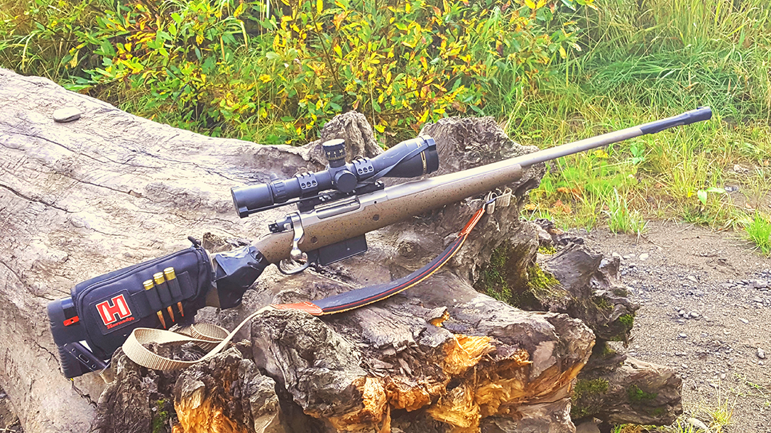 Ruger Model 77 Hawkeye Hunter review, right