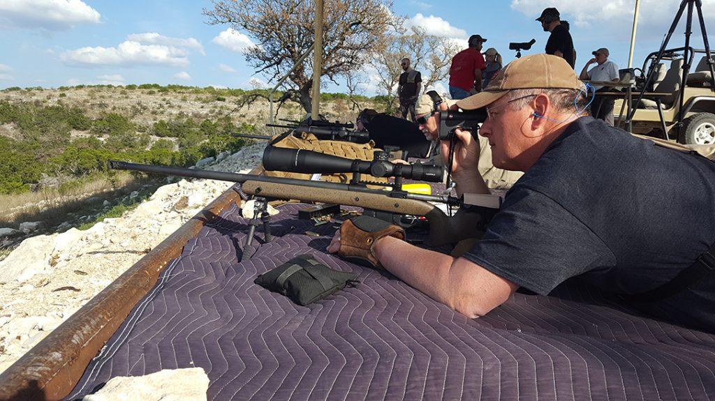Ruger Model 77 Hawkeye Hunter review, range test