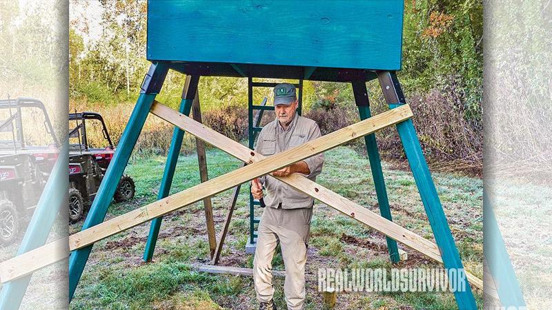 DIY Buck Tower Hunt reup
