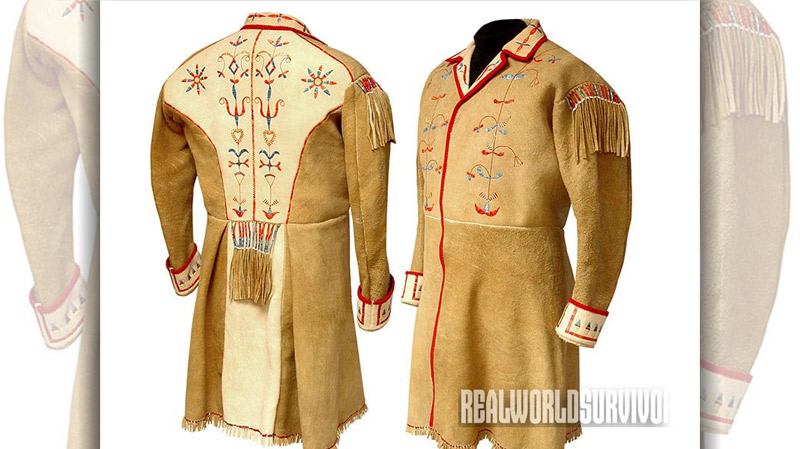 The Metis coats is one of Shawn's most famous designs.
