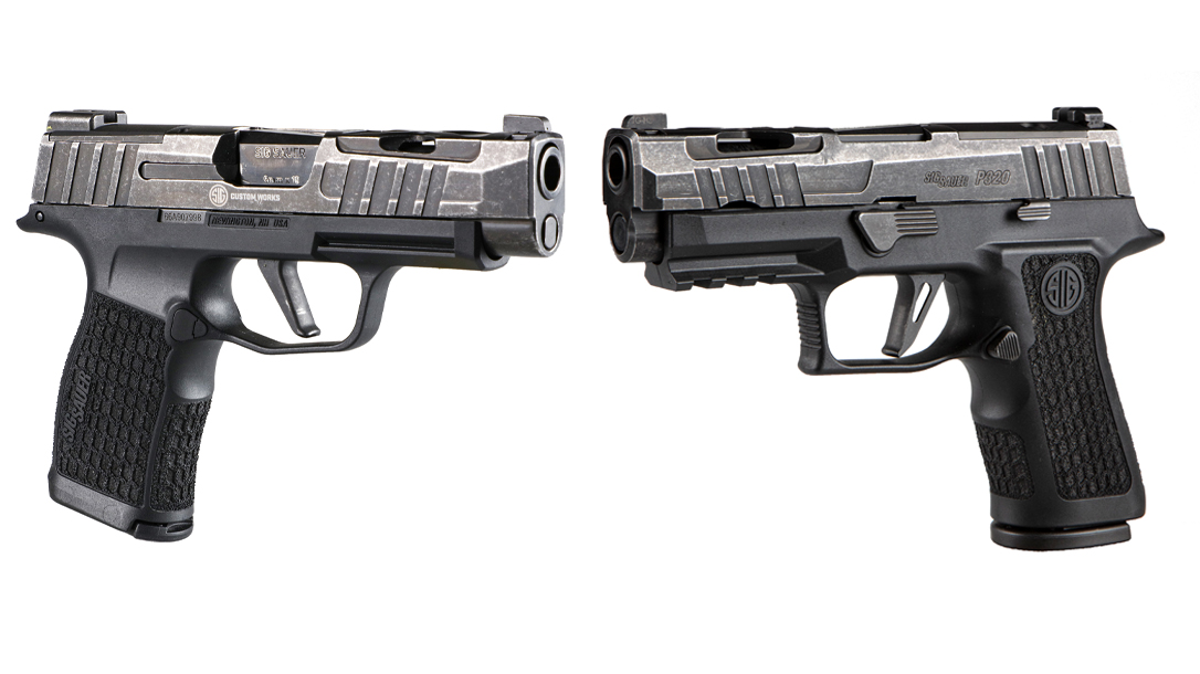 SIG Spectre: Custom Works Series Blends XSERIES Features for EDC