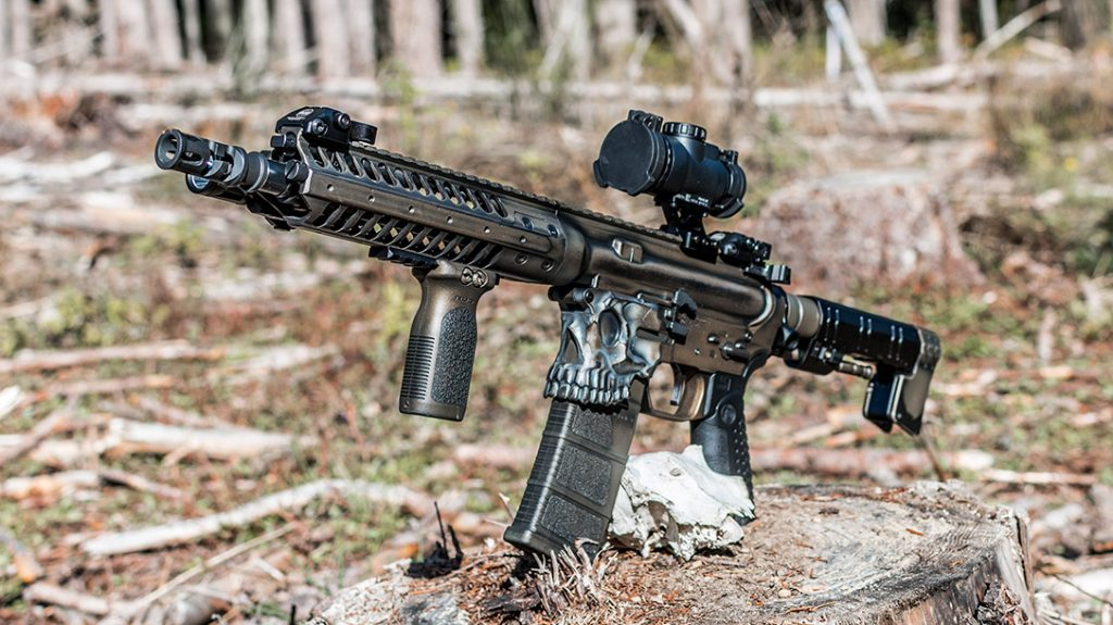 You can skip a lot of the red tape when you build your own DIY SBR.