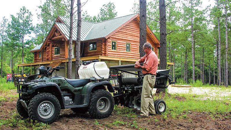 farmland, ATV, all-terrain vehicles, farming