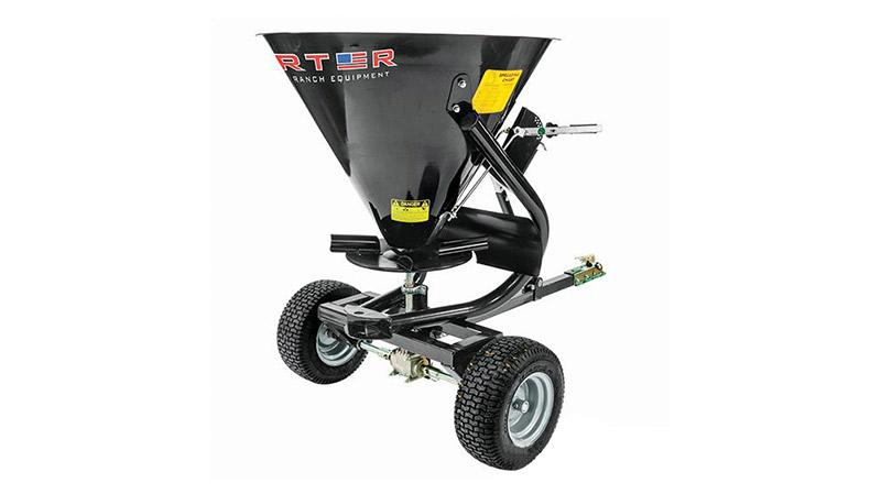 farmland, ATV, all-terrain vehicles, farming, Tarter Spreader