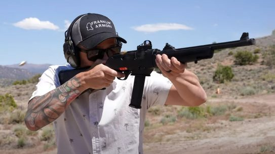 Test firing the PC-C1 Binary Trigger