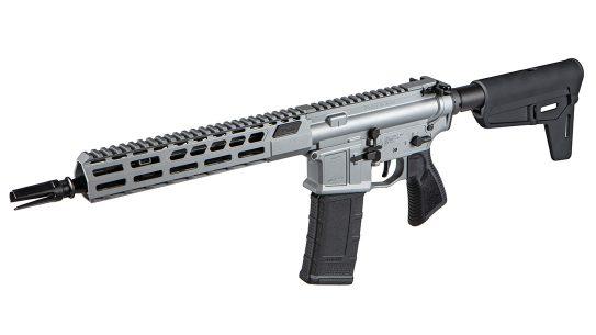 The SIG M400 Switchblade puts rifle performance into a pistol platform.