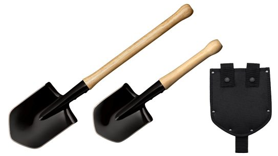 Cold Steel Spetsnaz Entrenching Shovel Series