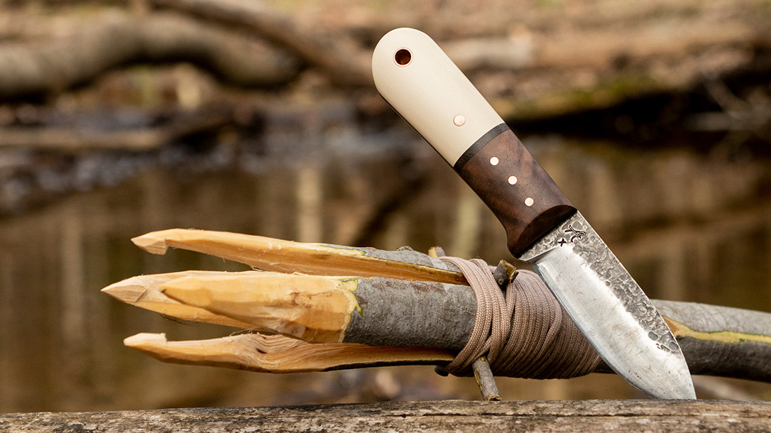 The Mini Kephart Knife, from AA Forge Handmade Knives, is a diverse little knife worthy of its namesake.