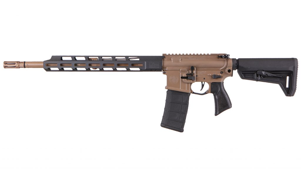 The SIG TREAD Snakebite SE features a 1:7 twist.