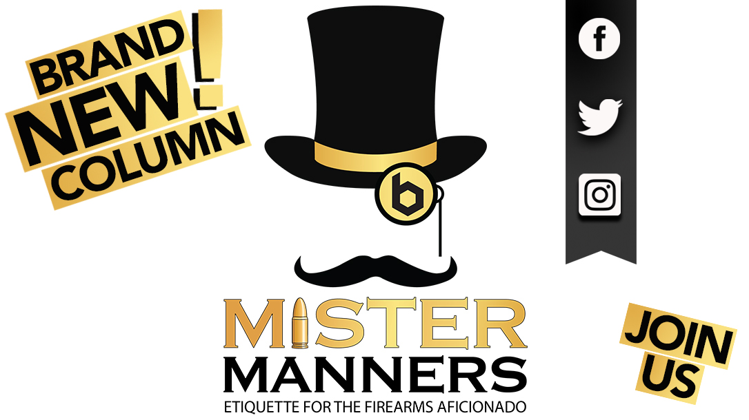 Mister Manners weekly column will explore controversial topics and how to react.