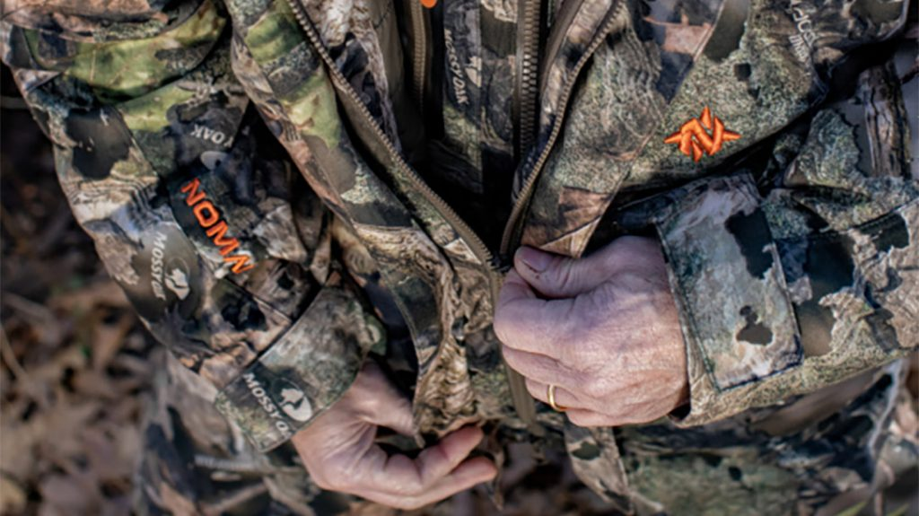 Nomad Mossy Oak Camo Pattern Hunting clothes collection start the top 10 hunting items