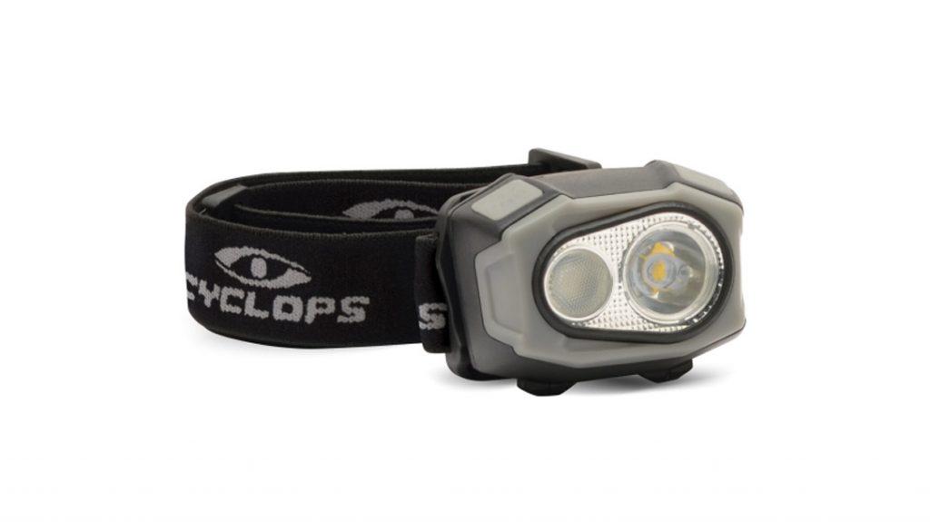 Cyclops eFLEX 400 Rechargeable Headlamp - top 10 hunting items