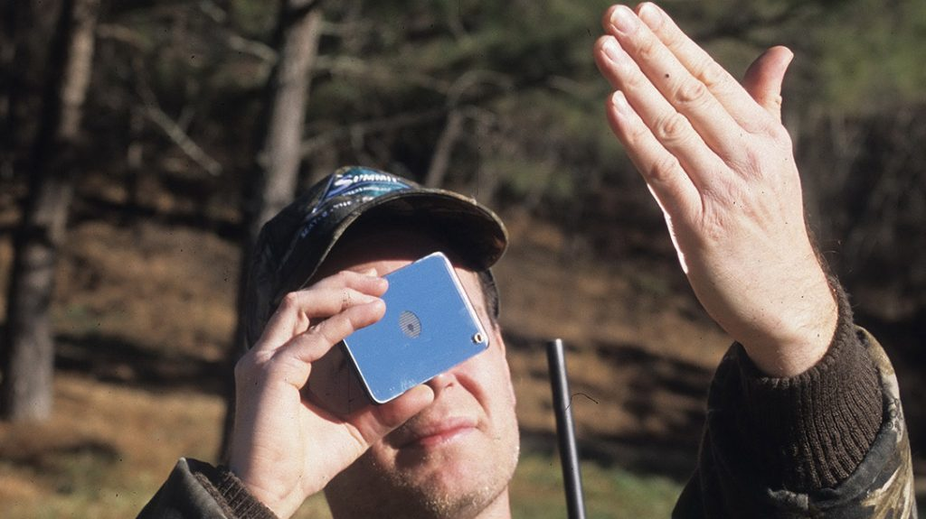 Every survival kit should include a signal mirror, and the owner should have the skills to use it correctly.