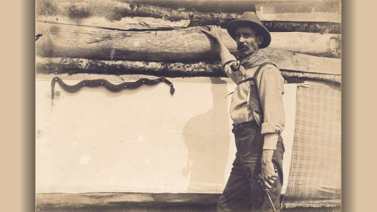 Horace Kephart is one of the first outdoors writers and lived what he wrote.