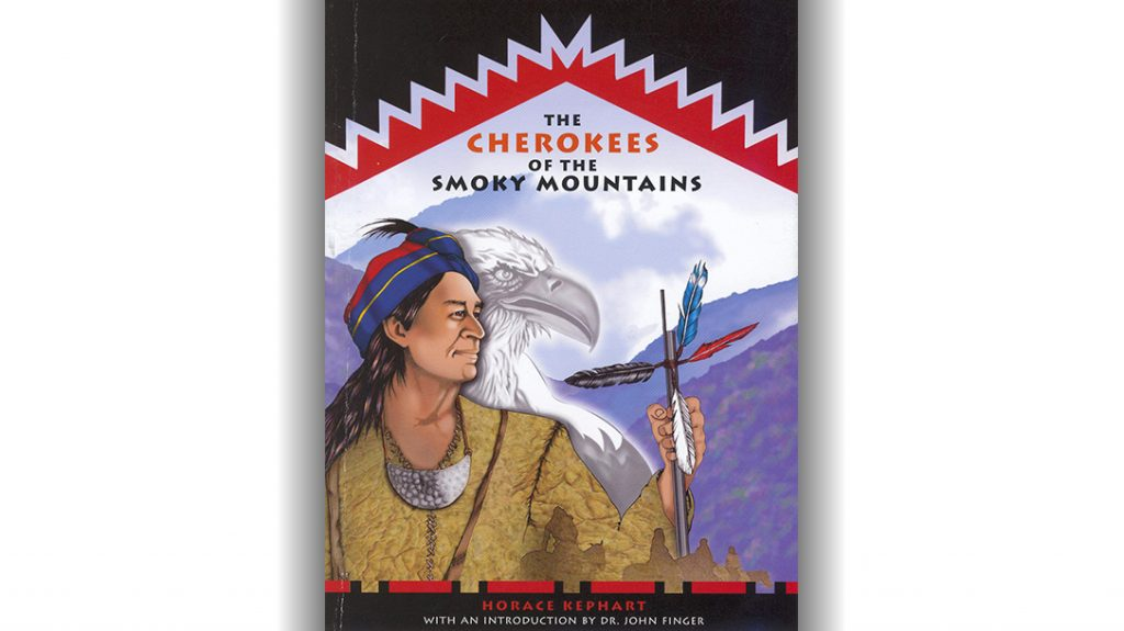 In addition to firearms, Kephart wrote a book about Cherokees.
