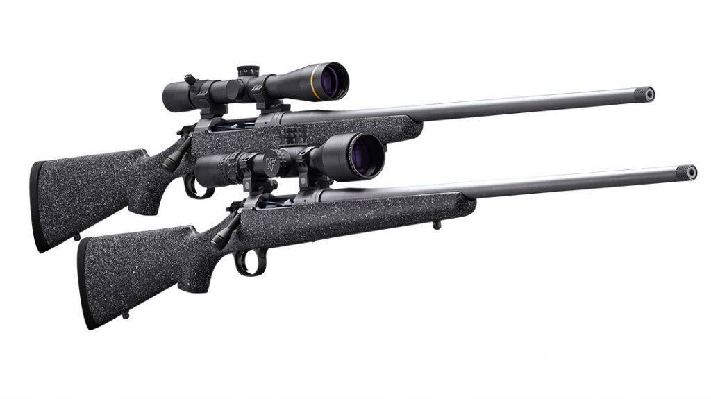 The Nosler Model 21 Rifle.