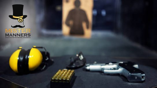 What to do during a negligent discharge on the range.