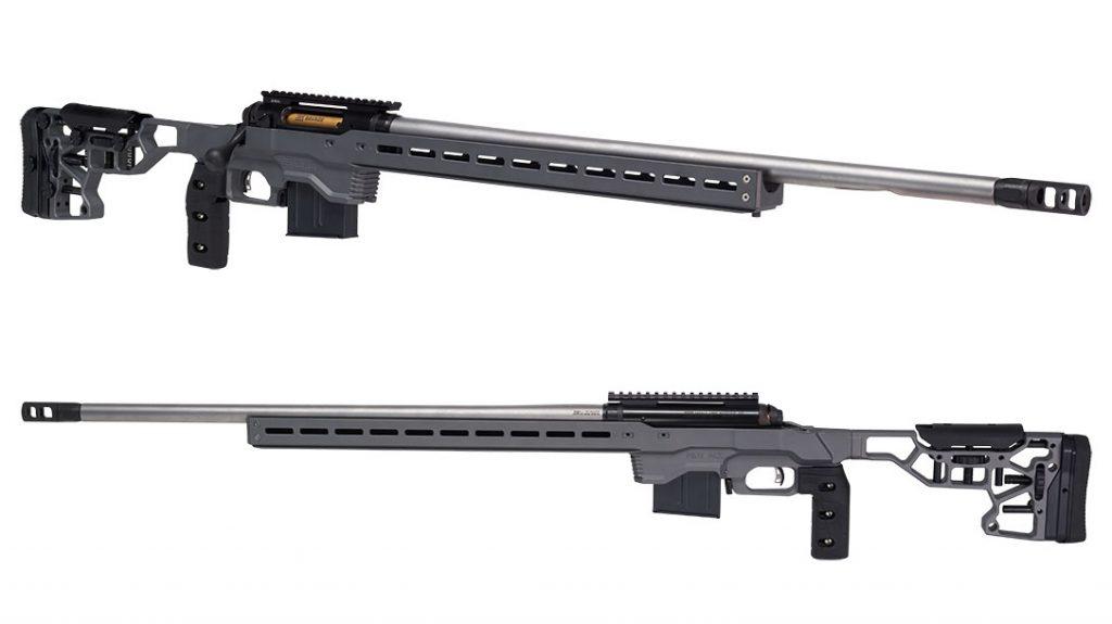 The Savage Model 110 Elite Precision.