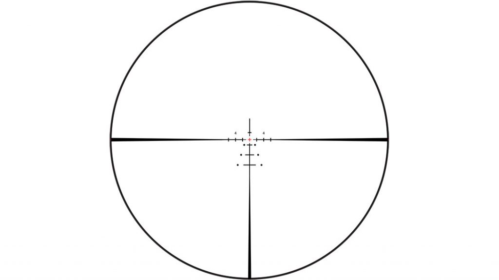 All three models feature a second focal plane, Press Illuminated E3 Reticle.