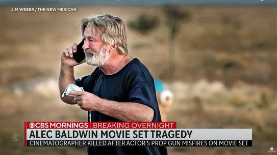 With proper gun safety, incidents like the Alec Baldwin shooting wouldn't happen in Hollywood.